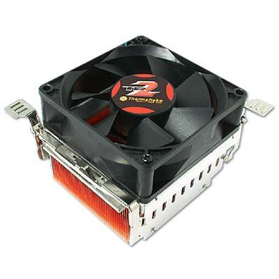 Thermaltake TR2 M12 Series A4012-02 80mm Full Copper CPU Cooler