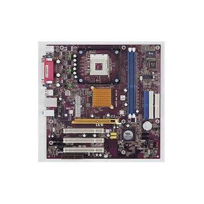 ECS PM800-M2 Socket478 uATX Motherboard Prescott FSB800 LAN Audio Video SATA