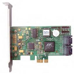 Highpoint RocketRAID 2300 4 Channel PCI Express To SATA II RAID Controller