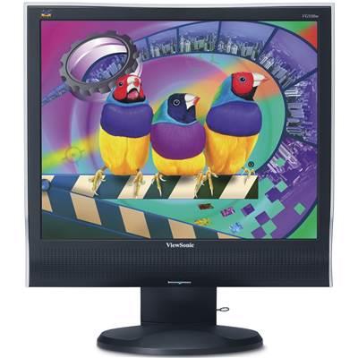 "ViewSonic Graphic VG930M 19"" Multimedia LCD Monitor"