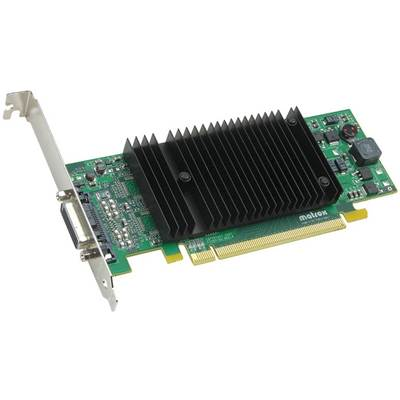 Matrox Millennium P690 Plus P69-MDDE256LAUF 256MB GDDR2 PCI Express x16 Low Profile Workstation Video Card