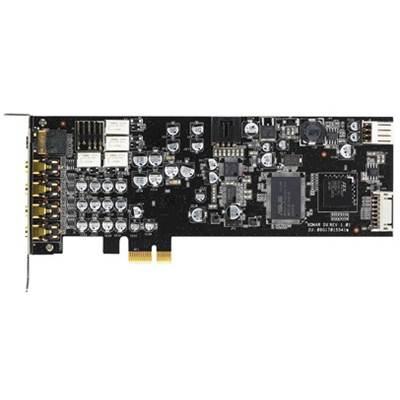 ASUS Xonar DX 7.1 Channels PCI-E Sound Card