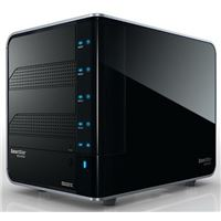 Promise SmartStor NS4600 3TB (3 x 1000GB) 4-bay NAS Server - Enterprise Edition