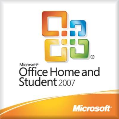 Microsoft 79G-01153 Office Home and Student 2007 English - OEM
