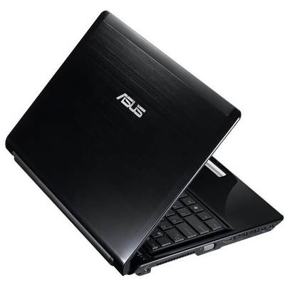 "ASUS UL80Vt-A1 14"" Notebook - Black"