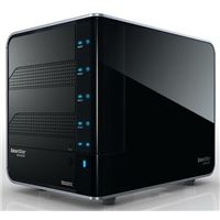 Promise SmartStor NS4600 6TB (3 x 2000GB) 4-bay NAS Server - Low Power Edition