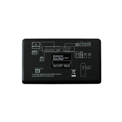 IOGEAR GFR281 56-in-1 Memory Card Reader / Writer