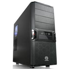 Thermaltake V3 Black Edition VL80001W2Z Micro ATX  /  Full ATX Mid Tower Computer Case