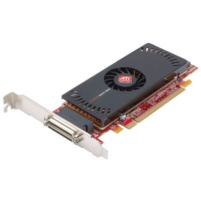 AMD FirePro 2450 100-505841 (100-505588) 512MB GDDR3 PCI Express 2.0 x 1 Low Profile Workstation Graphics Card