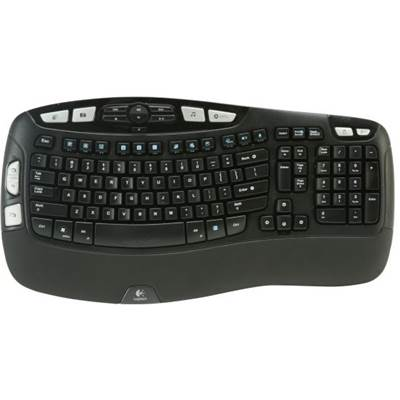 Logitech K350 920-001996 Wireless Keyboard