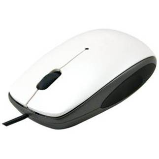 Qtronix iOne Lynx R23 Laser Mouse - White