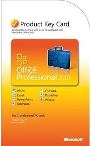 onenote 2010 product key