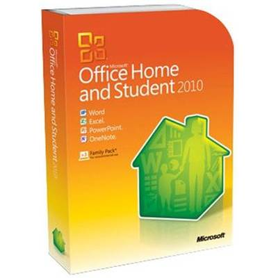 Microsoft Office Home and Student 2010 - Retail