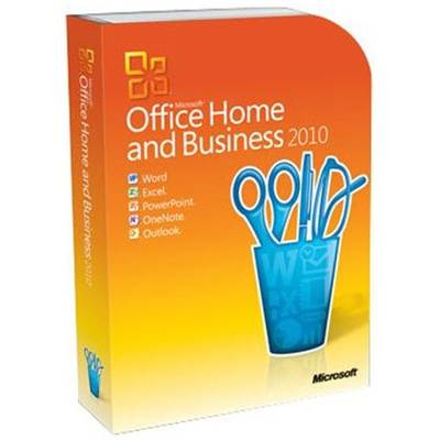 Microsoft Office Home and Business 2010 - Retail