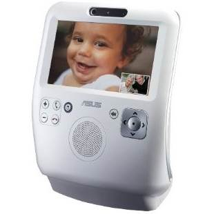 ASUS VIDEOPHONE Photo SV1TPW For Skype w  /  Camera - White