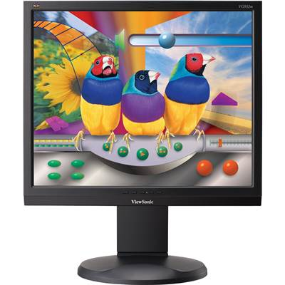 "ViewSonic Graphic VG932M 19"" Multimedia LCD Monitor"