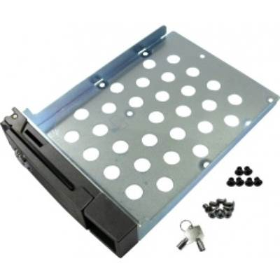 "QNAP SP-TS-TRAY-SILVER Silver HDD Tray for 2.5"" & 3.5"" HDD"