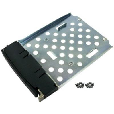 "QNAP SP-SS-TRAY-BLACK Black HDD Tray for 2.5"" & 3.5"" HDD"