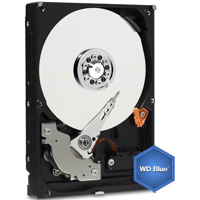 "Western Digital Blue WD2500AAKX 250GB 3.5"" SATA 6.0Gb / s Hard Drive"