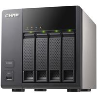 QNAP TS-412 Diskless 4-bay Turbo NAS