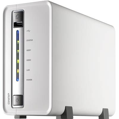 QNAP TS-212 2-bay Customizable NAS