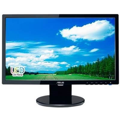 "ASUS VE198T 19"" LED Backlight Widescreen LCD Monitor"