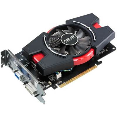 ASUS GeForce GT 440 ENGT440  /  DI  /  1GD5 1GB GDDR5 PCI Express 2.0 x16 Video Card