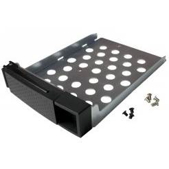 "QNAP SP-TS-TRAY-WOLOCK Black HDD Tray for 2.5"" & 3.5"" HDD (special order, lead time varies)"