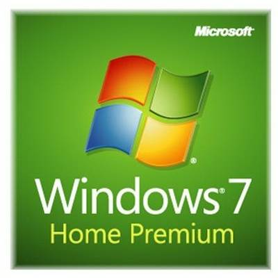 Microsoft Windows 7 Home Premium SP1 64-bit English 1-Pack - OEM