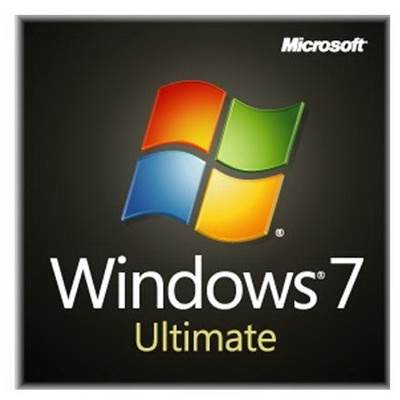 Microsoft Windows 7 Ultimate SP1 64-bit English 1-Pack - OEM