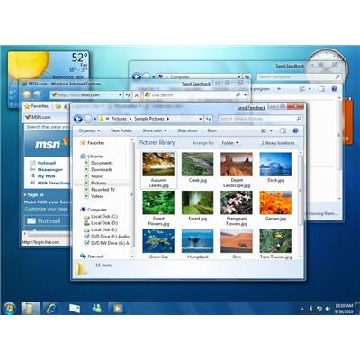 Microsoft Windows 7 Home Premium SP1 32-bit English 3-Pack - OEM