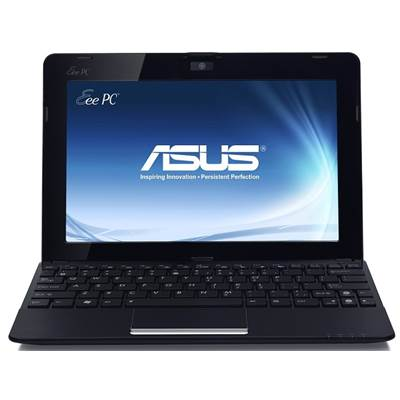 "ASUS Eee PC 1015PX-M Seashell 250GB Starter 10.1"" Netbook - Black"