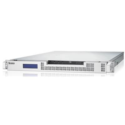 Thecus 1U4600R 8TB (4 x 2000GB) 4-Bay 1U NAS Server - Powered by Samsung Spinpoint F4EG (Power Saving)