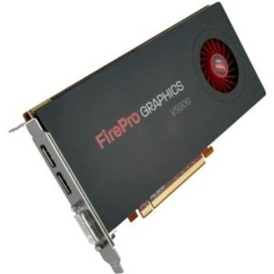 AMD FirePro V5900 100-505843 (100-505648) 2GB GDDR5 PCI Express 2.1 x 16 Workstation Graphics Card