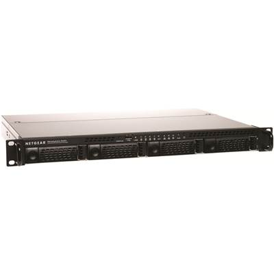 NETGEAR ReadyNAS 1500 RNRX443E-100NAS 12TB (4 x 3000GB) 4-Bay 1U NAS Server