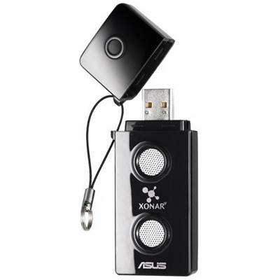 ASUS XONAR_U3 USB Mobile Headphone Amp Sound Card