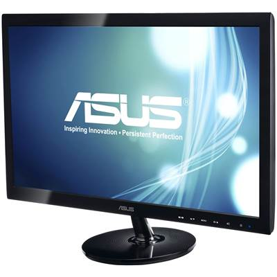 "ASUS VS247H-P 23.6"" LED Backlight Widescreen LCD Monitor"