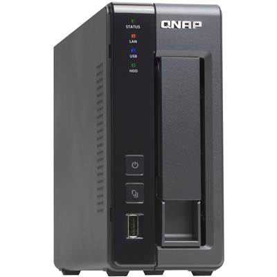 QNAP TS-119P II 1-bay Customizable NAS