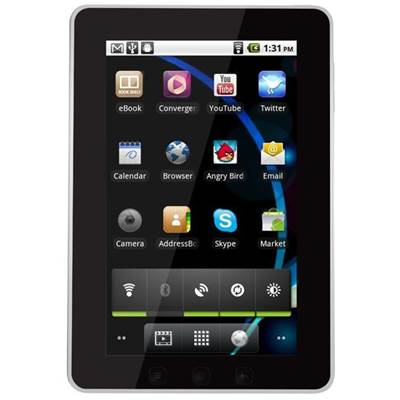 "Wintec FileMate Identity E201U 7"" 8GB Android 2.2 Web Tablet (Holiday Special pricing, limited time only)"