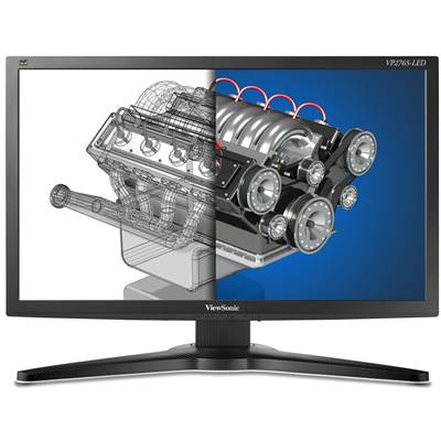 "ViewSonic Pro VP2765-LED 27"" LED Backlight Widescreen LCD Monitor"