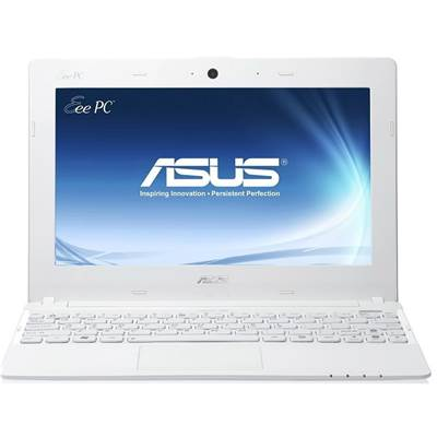 "ASUS Eee PC 1025C Seashell 320GB Starter 10.1"" Netbook - White"