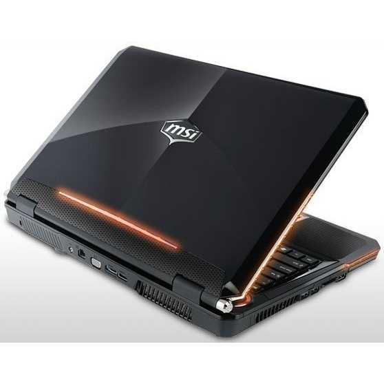 "MSI GT683-841US 15.6"" Gaming Notebook"
