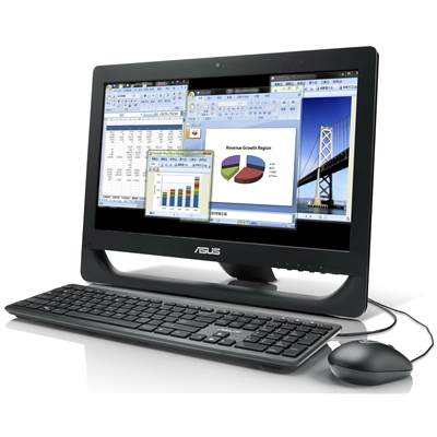 "ASUS Eee Top ET2012EUTS-B004E 20"" Multi-Touch Screen PC"