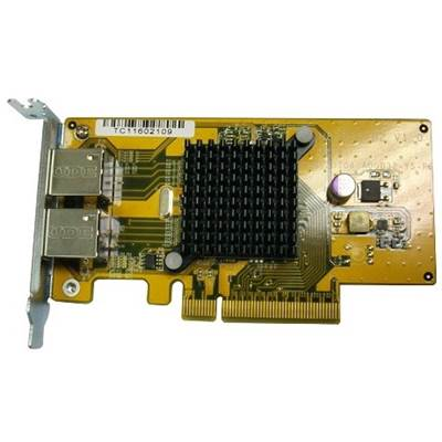 QNAP LAN-1G2T-D Dual-port 1 GbE Card for TS-x79 Pro Tower Model