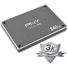 "PNY Prevail Series SSD9SC240GCDA-PB 2.5"" 240GB SATA III MLC Internal Solid State Drive (SSD)"