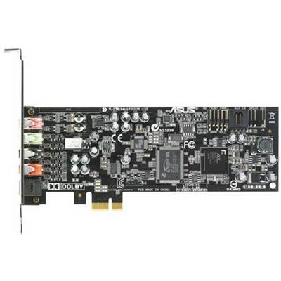 ASUS Xonar DGX 5.1 Channels PCI Express Sound Card