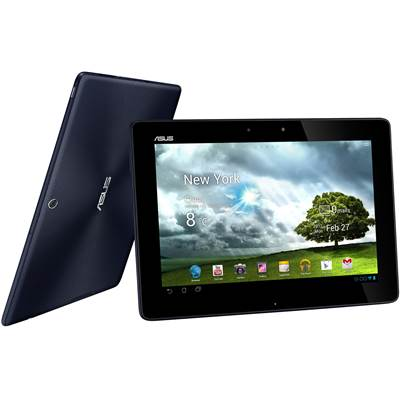 "ASUS Transformer Pad TF300 10.1"" 32GB Android 4.2 Tablet - Blue"