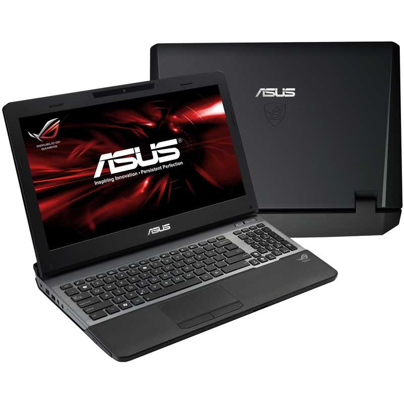 "ASUS G55VW-DS71 15.6"" Notebook"