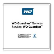 Western Digital Guardian Extended Care for WD Sentinel DX4000