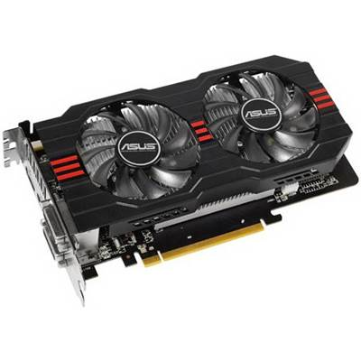 ASUS Radeon HD 7770 2GB GDDR5 PCI Express 3.0 x16 Video Card (HD7770-2GD5)
